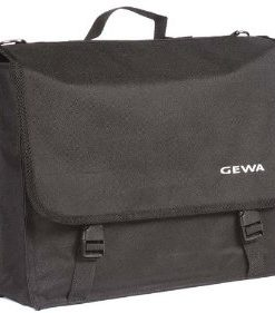 Black Sheet Music Carrying Bag by Gewa